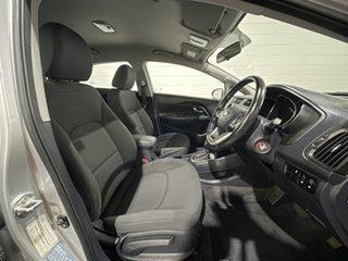 2014 Kia Rio UB MY14 SI Silver 6 Speed Sports Automatic Hatchback.