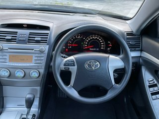 2009 Toyota Aurion GSV40R AT-X Black 6 Speed Sports Automatic Sedan.
