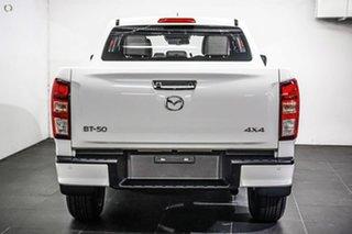 2021 Mazda BT-50 TFS40J GT White 6 Speed Sports Automatic Utility.