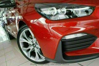2021 Hyundai i30 PD.V4 MY21 N Line D-CT Premium Lava Orange 7 Speed Sports Automatic Dual Clutch