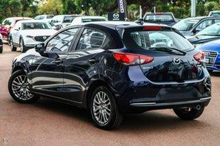 2021 Mazda 2 DJ2HAA G15 SKYACTIV-Drive GT Blue 6 Speed Sports Automatic Hatchback