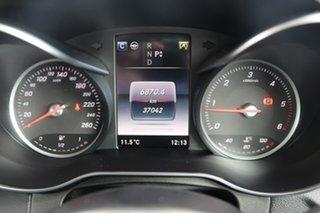 2018 Mercedes-Benz GLC-Class X253 808MY GLC250 d 9G-Tronic 4MATIC Silver 9 Speed Sports Automatic