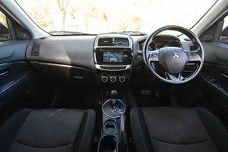 2016 Mitsubishi ASX XB MY15.5 LS 2WD Black 6 Speed Constant Variable Wagon