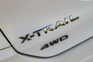2017 Nissan X-Trail T32 ST-L X-tronic 4WD White 7 Speed Constant Variable Wagon