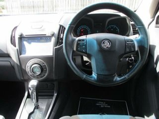 2013 Holden Colorado RG Turbo LTZ 4x4 Grey Automatic Utility