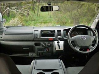 2015 Toyota HiAce KDH206V DX Silver 4 Speed Automatic Van