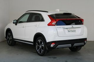 2019 Mitsubishi Eclipse Cross YA MY20 ES 2WD White 8 Speed Constant Variable Wagon