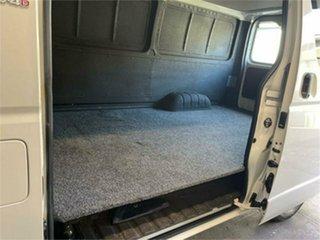 2006 Toyota HiAce KDH201R MY07 LWB White 5 Speed Manual Van