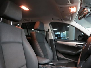 2014 BMW X1 E84 LCI MY1113 sDrive18d Steptronic Grey 8 Speed Sports Automatic Wagon