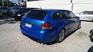 2009 Holden Commodore VE MY09.5 SV6 Sportwagon Blue 5 Speed Sports Automatic Wagon
