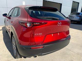 2021 Mazda CX-30 DM2W7A G20 SKYACTIV-Drive Evolve Soul Red Crystal 6 Speed Sports Automatic Wagon