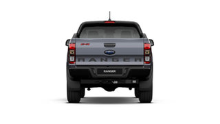 2021 Ford Ranger PX MkIII FX4 Meteor Grey 6 Speed Manual Pick Up