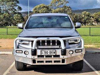 2015 Jeep Grand Cherokee WK MY15 Laredo Silver 8 Speed Sports Automatic Wagon.