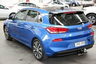 2018 Hyundai i30 PD2 MY18 Premium D-CT Blue 7 Speed Sports Automatic Dual Clutch Hatchback