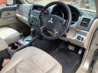 2007 Mitsubishi Pajero Exceed Gold 4 Speed Auto Active Select Wagon
