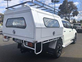 2017 Mitsubishi Triton MQ MY17 Exceed (4x4) White 5 Speed Automatic Dual Cab Utility.