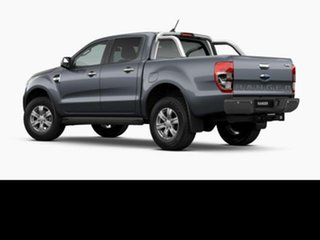2021 Ford Ranger PX MkIII 2021.25MY XLT Meteor Grey 6 Speed Sports Automatic Double Cab Pick Up