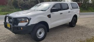 2019 Ford Ranger PX MkIII 2019.00MY XL White 6 Speed Sports Automatic Double Cab Pick Up.