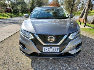 2018 Nissan Qashqai J11 Series 2 ST X-tronic Grey 1 Speed Constant Variable Wagon