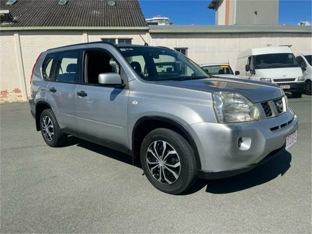 Used Nissan X-Trail T31 ST (4x4) Southport, 2008 Nissan X-Trail T31 ST (4x4) Silver 6 Speed CVT Auto Sequential Wagon