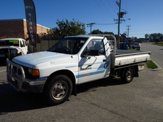 1989 Holden Rodeo TF DLX (4x4) White 5 Speed Manual 4x4 Cab Chassis