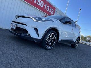 2018 Toyota C-HR NGX50R Koba S-CVT AWD 7 Speed Constant Variable Wagon.