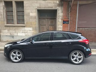 2015 Ford Focus LZ Trend Shadow Black 6 Speed Automatic Hatchback