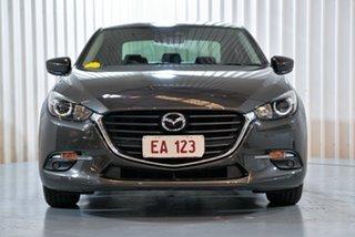 2017 Mazda 3 BN5278 Maxx SKYACTIV-Drive Bronze 6 Speed Sports Automatic Sedan