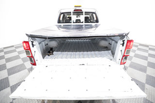 2017 Ford Ranger PX MkII XLS Double Cab White 6 Speed Sports Automatic Utility