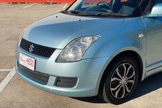 2009 Suzuki Swift EZ 07 Update Blue 4 Speed Automatic Hatchback.