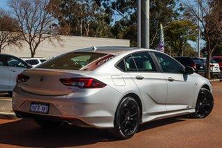 2018 Holden Commodore ZB MY18 RS Liftback AWD Silver 9 Speed Sports Automatic Liftback.