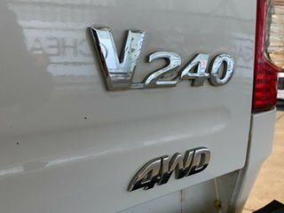2011 Great Wall V240 K2 MY11 White 5 Speed Manual Utility
