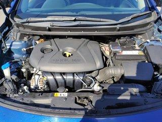 2012 Hyundai i30 GD Active Blue 6 Speed Sports Automatic Hatchback