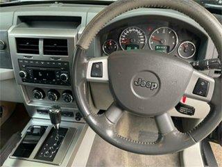 2009 Jeep Cherokee KK Sport (4x4) Black 5 Speed Automatic Wagon