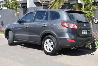 2010 Hyundai Santa Fe CM MY10 SLX Grey 6 Speed Sports Automatic Wagon.