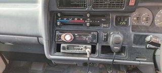 1995 Toyota HiAce HZH125 White Manual