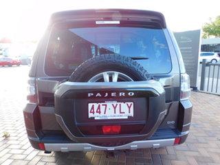2014 Mitsubishi Pajero NX MY15 GLX Bronze 5 Speed Sports Automatic Wagon
