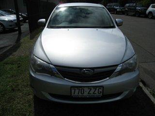 2007 Subaru Impreza MY07 2.0R (AWD) Silver 4 Speed Automatic Hatchback.
