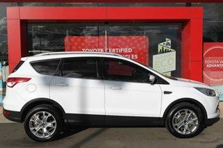 2015 Ford Kuga TF MY15 Trend PwrShift AWD 6 Speed Sports Automatic Dual Clutch Wagon.