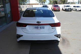 2018 Kia Cerato BD MY19 Sport White 6 Speed Sports Automatic Sedan.