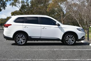 2015 Mitsubishi Outlander ZK MY16 LS 4WD White 6 Speed Constant Variable Wagon