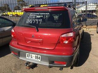 2005 Mitsubishi Outlander ZF MY06 XLS 4 Speed Sports Automatic Wagon