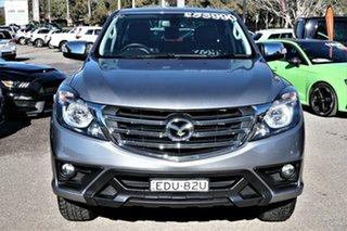 2020 Mazda BT-50 UR0YG1 GT Silver 6 Speed Sports Automatic Utility.