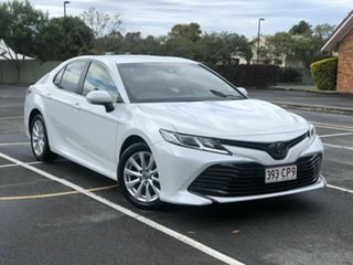 2020 Toyota Camry ASV70R Ascent White 6 Speed Sports Automatic Sedan.