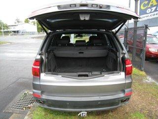 2007 BMW X5 E70 3.0D Executive Silver 6 Speed Auto Steptronic Wagon