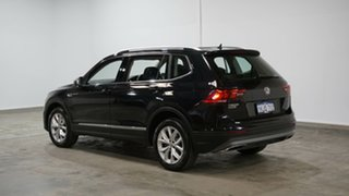 2018 Volkswagen Tiguan 5N MY18 132TSI Comfortline DSG 4MOTION Allspace Black 7 Speed.