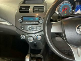2014 Holden Barina Spark MJ MY14 CD Red 4 Speed Automatic Hatchback