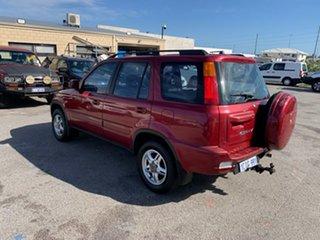 2000 Honda CR-V (4x4) Sport Red 4 Speed Automatic 4x4 Wagon