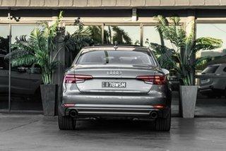 2015 Audi A4 B9 8W MY16 Sport S Tronic Grey 7 Speed Sports Automatic Dual Clutch Sedan