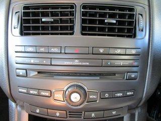 2013 Ford Falcon FG MkII Ute Super Cab Silver 6 Speed Sports Automatic Utility